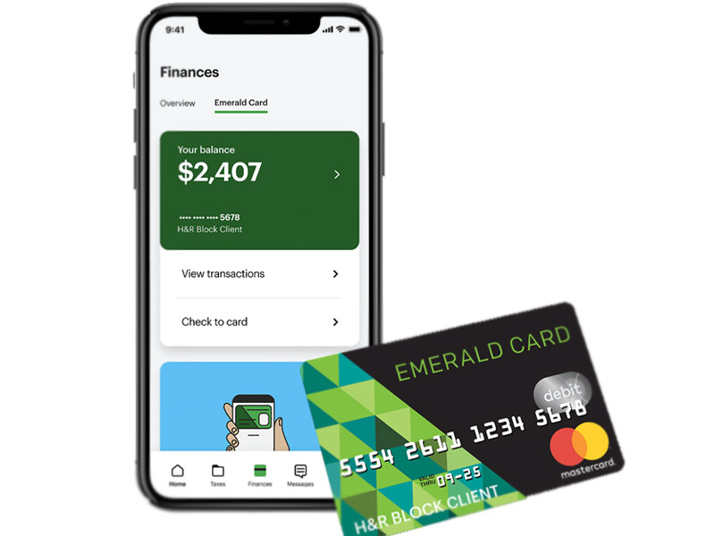 Transfer Money From Emerald Card to My Bank Account