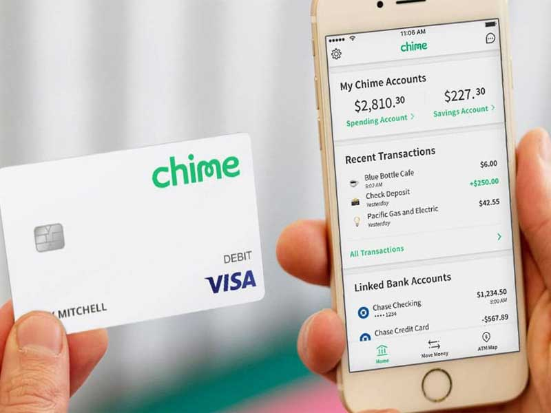 how to transfer money from chime to bank account