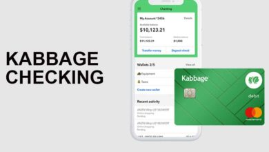 Kabbage business checking account